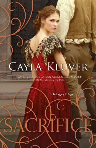 Sacrifice (The Legacy Trilogy Book 3) by [Kluver, Cayla]