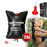 Outmate Solar Camp Shower-5 Gallon