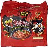 Samyang 2X Spicy Hot Chicken Flavor Ramen, 1.55 Pound