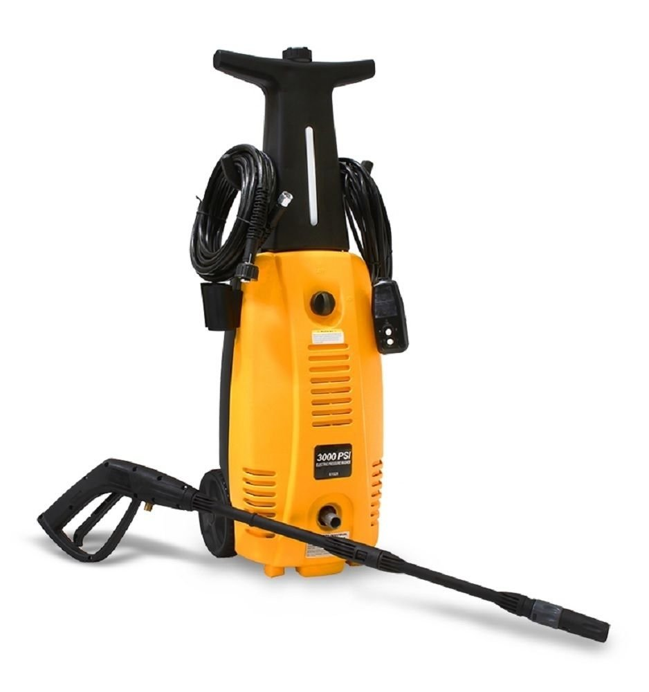 GHP Car Boat 3000PSI High Pressure Sprayer Heavy Duty Electric Pressure Washer