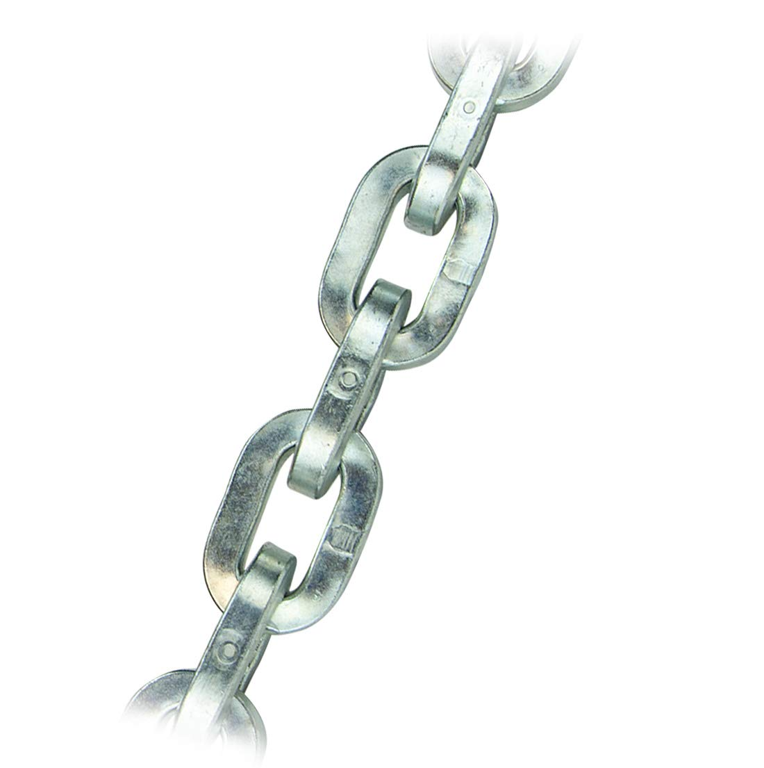 Vulcan Premium Case-Hardened Security Chain (3/8'' x 9' Chain), Nearly Impossible To Defeat, Cannot Be Cut With Bolt Cutters Or Hand Tools by Vulcan