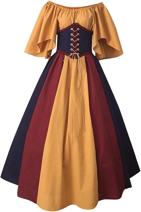 Vestido de Halloween, Vestido de Corbata con Manga de Mariposa y ...