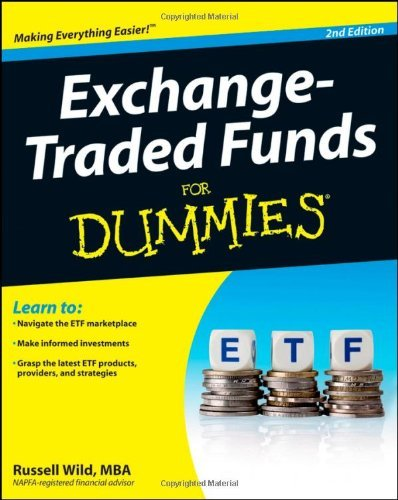 Exchange-Traded Funds For Dummies 2nd Edition by