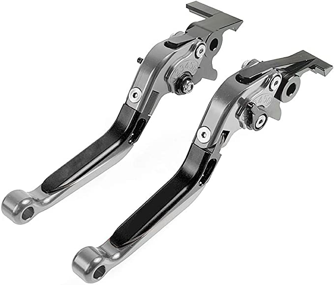 CNC Conjunto de Palanca de Embrague y Freno Extensibles Plegables para Honda CB650R CB 650 R CBR650R CBR 650 R 2019 Rojo