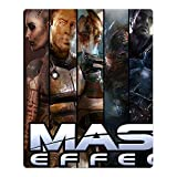 ERBANG Mass Effect 4 Poster Beach Swim Towel For Children