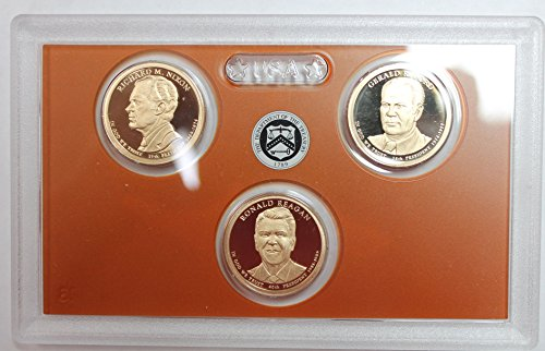 - 2016 S United States Mint Presidential Coin Set Proof