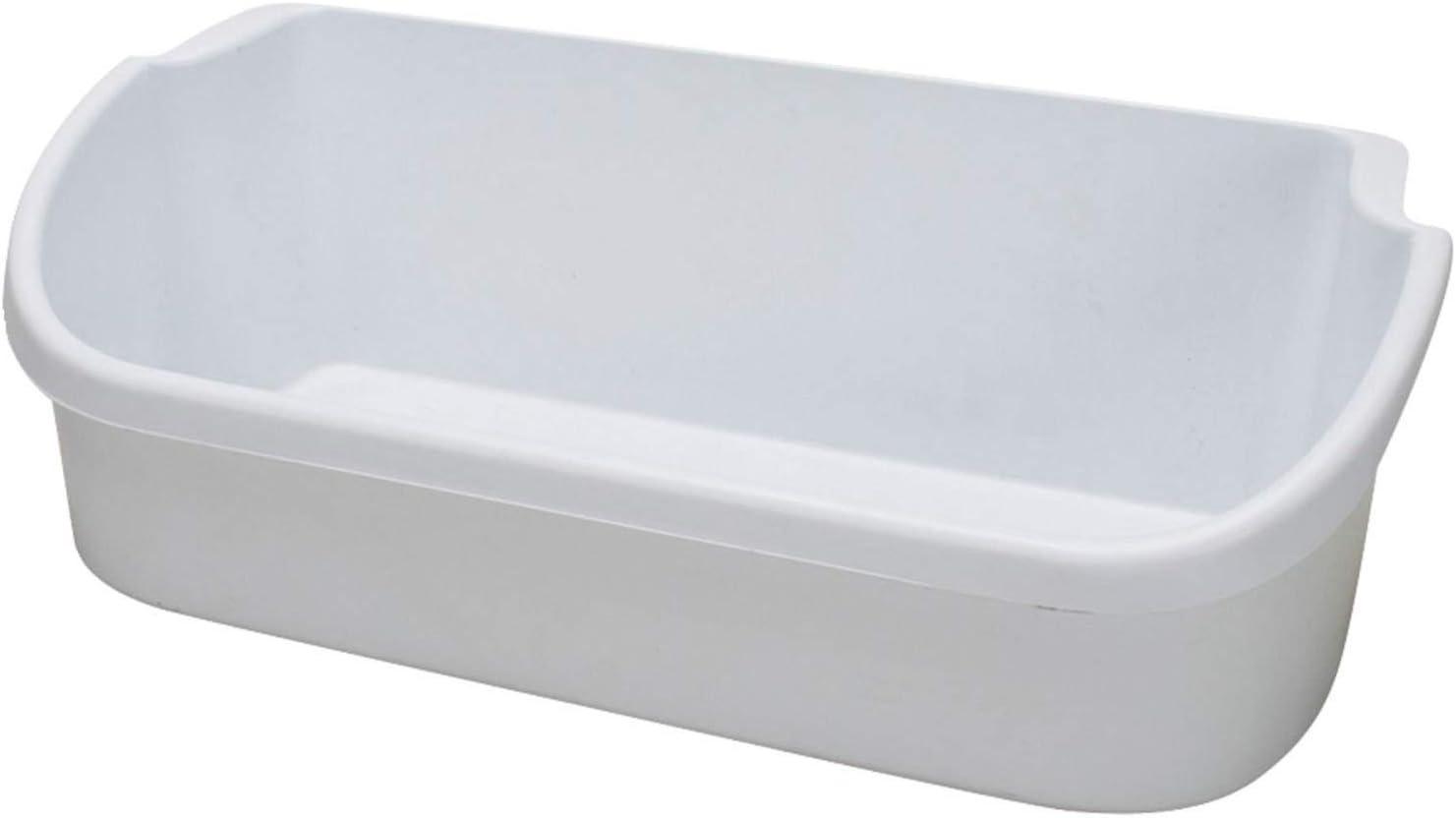 240338001 Refrigerator Door Bin Shelf Replacement for Frigidaire FRT21S6AW5 Refrigerator Compatible with AP2115859 Door Bin