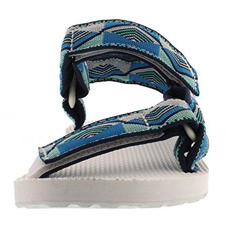 Pyramid Women's Teva Sandal Original Blue dqtdZXPw7