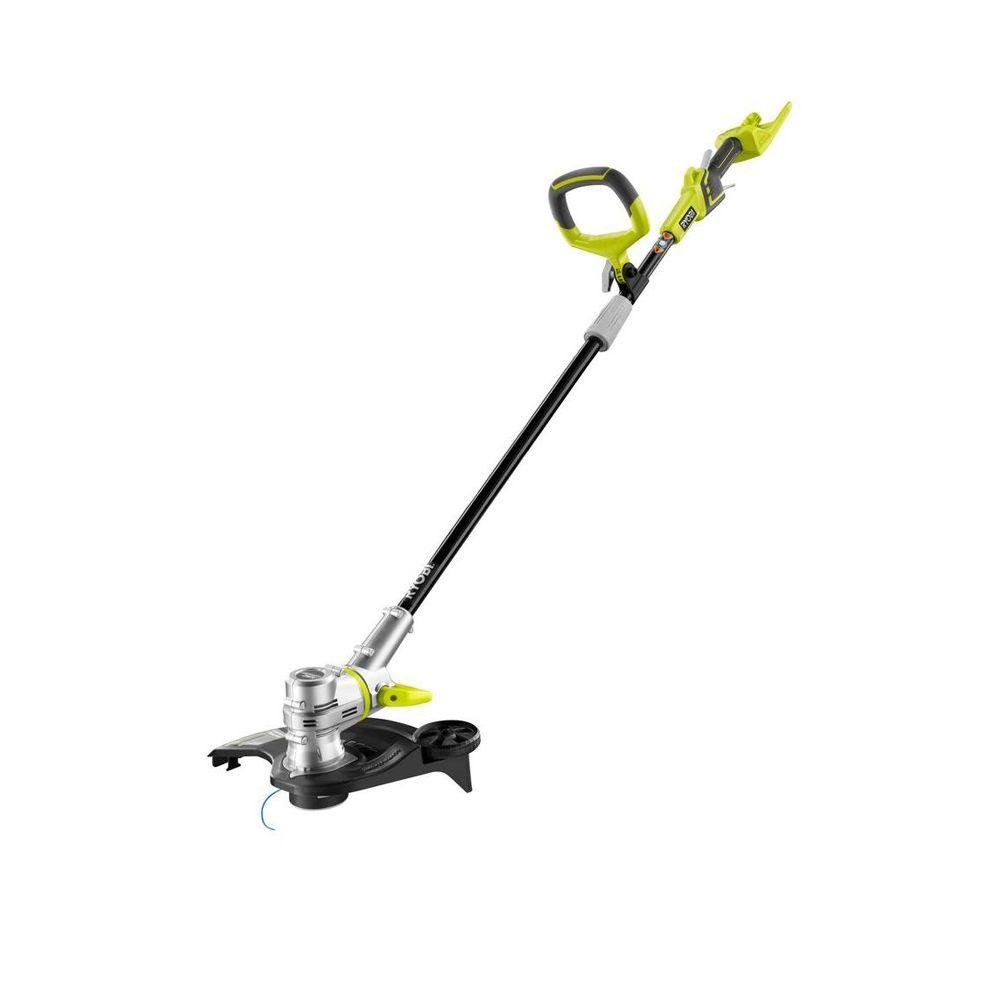 Ryobi RY40201A 40-Volt Lithium-ion Cordless Shaft String Trimmer/Edger - Battery and Charger Not Included