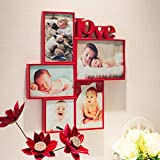 Photo Wall, European Style Piece Wall, Small Wall Decoration, Living Room Bedroom Creative Frame, Children's Room Frame ( Color : 2# )