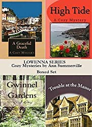 Lowenna Series Boxed Set: Cozy Mysteries