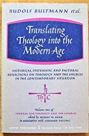 Translating Theology Into the Modern Age de…