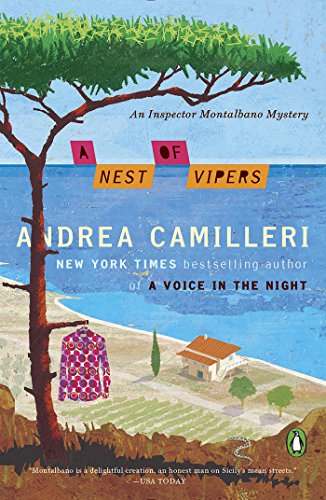 A Nest of Vipers (An Inspector Montalbano Mystery Book 21)
