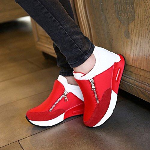 nine Paresse Les Femme Épaisses Khskx Chaussures Pied Coréenne À Thirty Sport Pour Fond Plaques De chaussures Agam x6Haw6RU