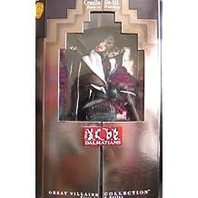 Disney Cruella De Vil Doll 101 Dalmatians Power in Pinstripes Great Villains Collection First in Series (1996)