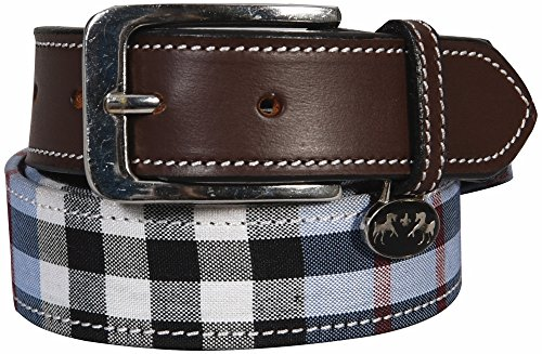 Equine Couture Macey Leather Belt (XL)