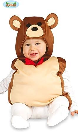Disfraz de Osito para Bebé - 6 a 12 meses: Amazon.es: Ropa y ...