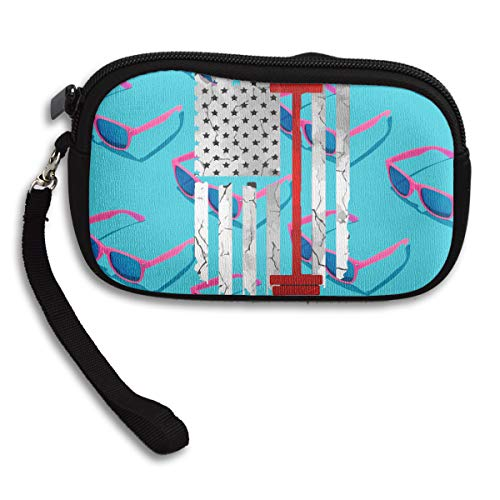 Portable Purse American Small Deluxe Flag Receiving Bag Weightlifting Printing wURx6YHc6q