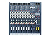 Soundcraft EPM8 8-channel Audio Mixer