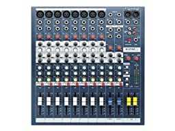 Soundcraft EPM8 8-channel Audio Mixer