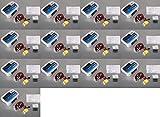 13 x Quantity of DJI S1000 Turnigy R/C LED Lighting System Night Flying System