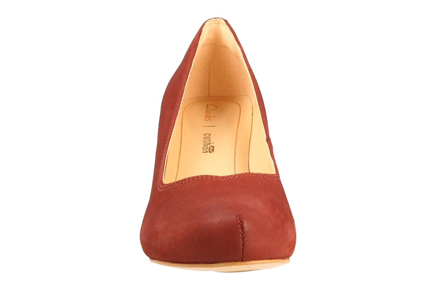 Clarks Schuhe 26.132.272 Dahlia Rose Rose Rose Rust Orange 5a4555