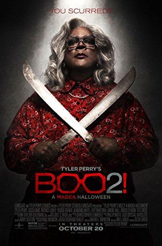 Kirbis Boo 2 A Madea Halloween Movie Poster 18 x 28 Inches ()