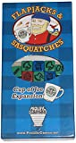 Flapjacks and Sasquatches: Cup of Joe Card Game