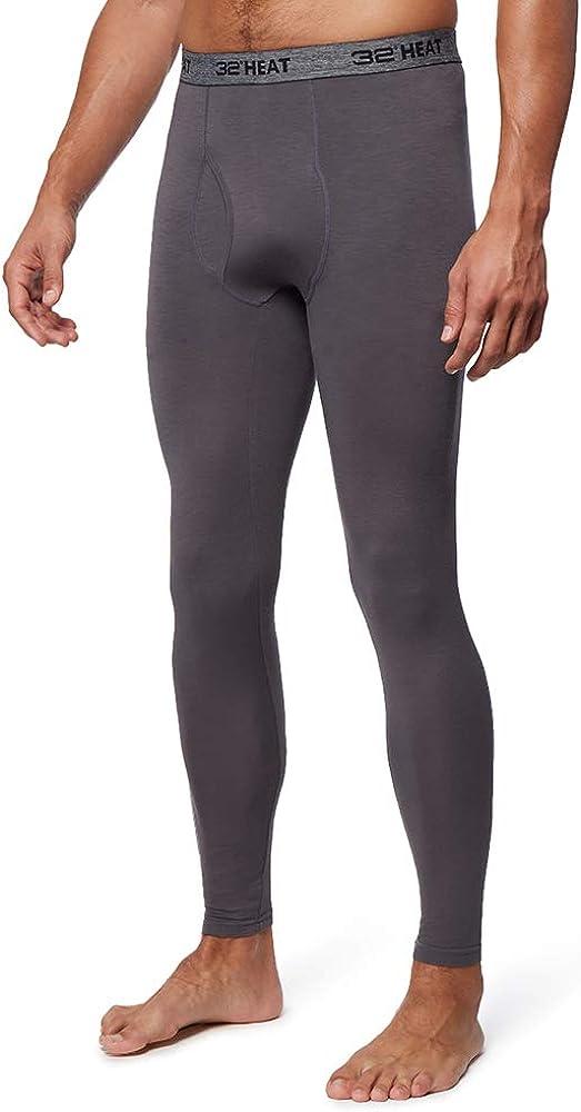 32 DEGREES Mens Heat Performance Thermal Baselayer Pant Leggings