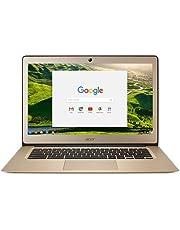 Acer Chromebook 14 CB3-431 - (Intel Celeron N3060, 2GB RAM, 32GB eMMC, 14 inch HD Display, Google Chrome OS, Gold)