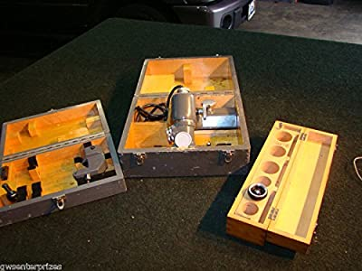 Societe Genevoise SIP 2P Microscope Eye Pieces