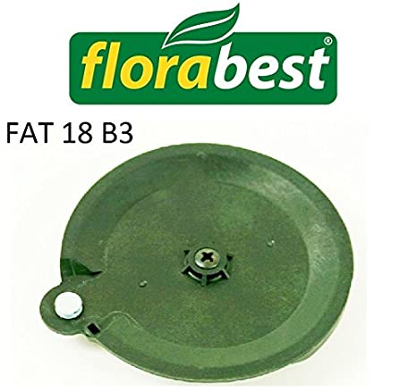 Disque FAT 18 B3 102971 Florabest IAN LIDL coupe-bordures