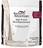 Bariatric Advantage - High Protein Meal Replacement - Cookies & Cream, 35 Servings