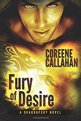 Fury of Desire (Dragonfury Series Book 4) Kindle Edition