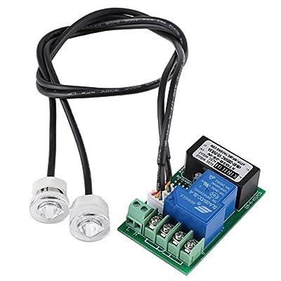 Infrared Liquid Level Sensor Water Level Detection Dual Level Alarm Control Module