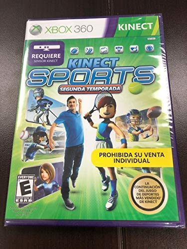 Kinect Sports Season Two (Best Workout Games For Xbox 360 Kinect)