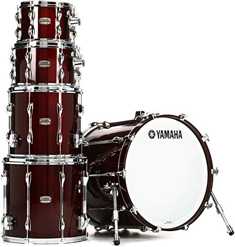 Yamaha Recording Custom 5-piece Shell Pack with 22