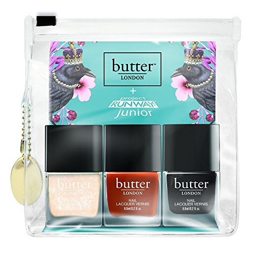 butter LONDON Peace of Armor Fashion Size Trend Lacquer Set -