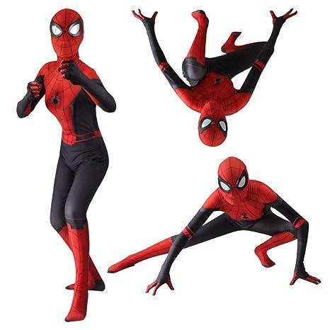 AKCHIUY Halloween Spider-Man Disfraz Nino,Disfraces ...