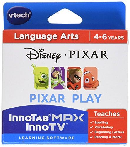 VTech Pixar Play Innotab TV Electronic Toy -  273503