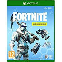 Fortnite Deep Freeze For  Xbox One (Digital Voucher Code - No CD)