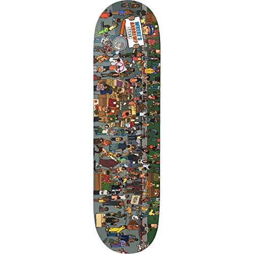 Baker Skateboard Deck Reynolds Wheres Andrew 8.5