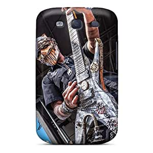 IanJoeyPatricia Samsung Galaxy S3 Bumper Mobile Cases Customized Nice Avenged Sevenfold Skin [XkQ600NJaQ]