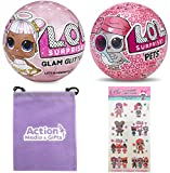 LOL Surprise Dolls Gift Bundle Glitter Glam Pets & More Deal (Small Image)