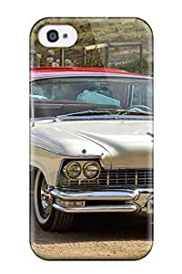 EzyCUFA3396iPyUf Case Cover Chrysler Iphone 4/4s Protective Case