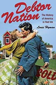 Debtor Nation History America Politics ebook product image