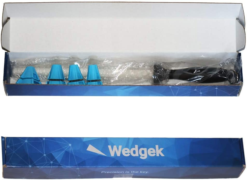 NEW 2020 Wedgek 11 Ceramic Thick Rod and Angle Guides for Precision Maximum Sharpness 12 angles