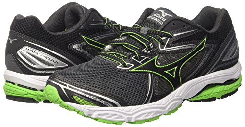 Darkshadow Black Jasminegreen Multicolore Prodigy Wave MIZUNO xgw0tt