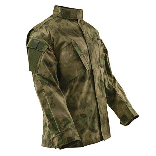 Tru-Spec A-TACS TRU Shirt, FG Camo, LR
