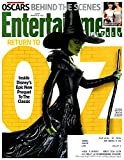 Entertainment Weekly Magazine - March 8, 2013 - Mila Kunis (The Wicked Witch of the West, Oz the Great and Powerful) - Lara Croft